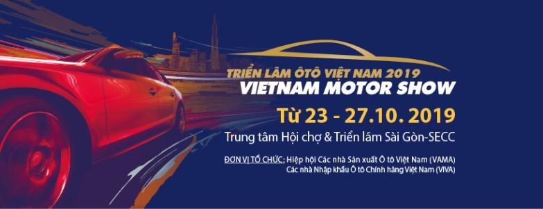 Triển lãm ô tô Việt Nam 2019 chính thức mở cửa